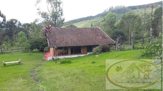 Sítio / Chácara Para Venda Em Piranguçu, Água Santa, 2 Dormitórios, 1 Suíte, 1 Banheiro - 190