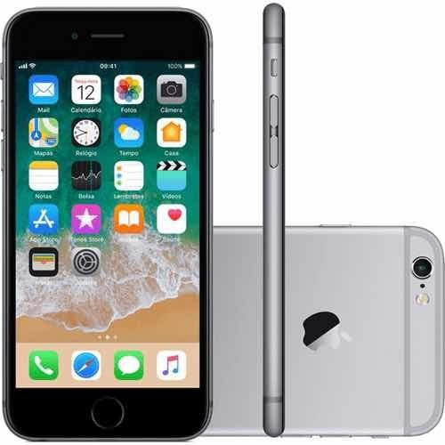 iPhone 6s 32g - Cinza Espacial