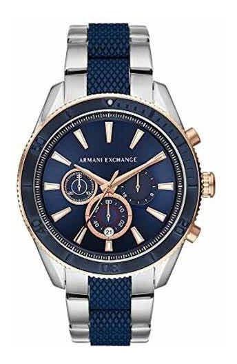Reloj Armani Exchange Ax1819 Caballero + Envio Gratis