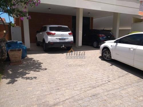 Casa Com 3 Dormitórios À Venda, 276 M² Por R$ 900.000,00 - Condomínio Portal De Itu - Itu/sp - Ca0413