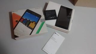 Smartphone Microsoft Lumia 535 Caja Manual Para Repuesto