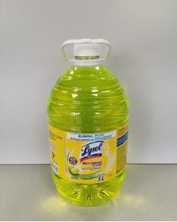 Lysol Antibacterial 5 Litros Desinfectante