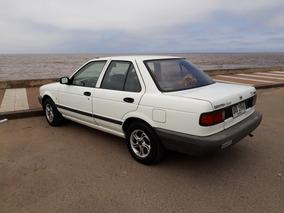 Sra Vende Nissan Sentra Austero Motor Diesel 2.0 Año 1994.