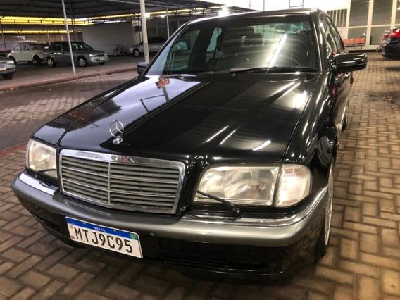 Mercedes Bens C 280 Ano 1999/2000 Motor 3.0 V6 89000 Km