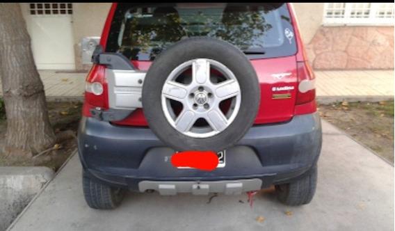 Volkswagen Crossfox Conforline A/a