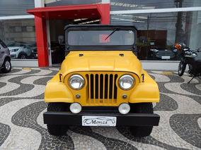 Jeep 4x4 Reduzido
