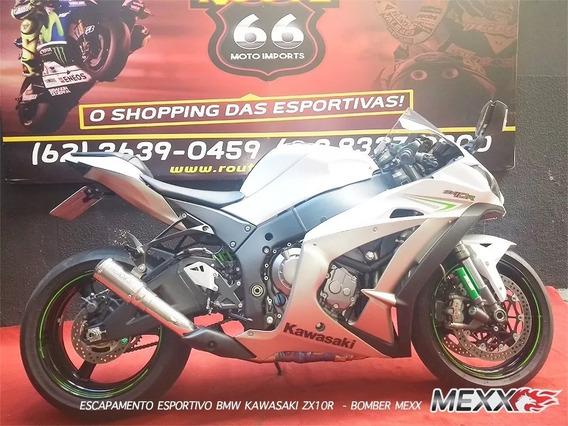 Ponteira Escape Esportiva Kawasaki Zx10r Sc Mexx Cod.129