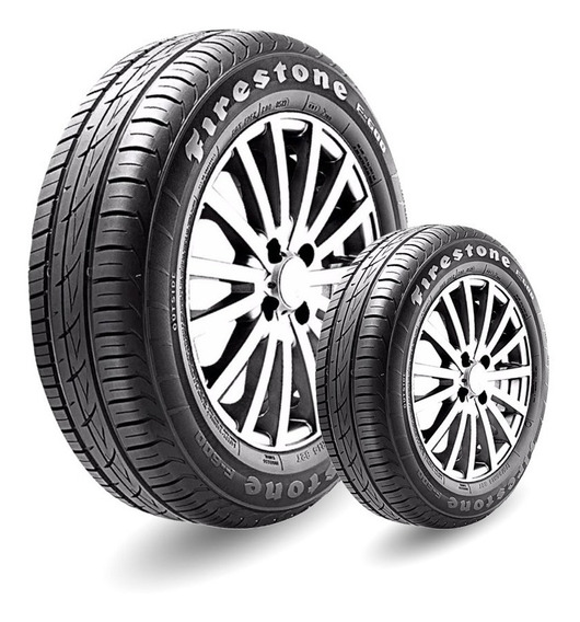 Neumático Firestone 195/60x15 F600 Por 2 Unidades