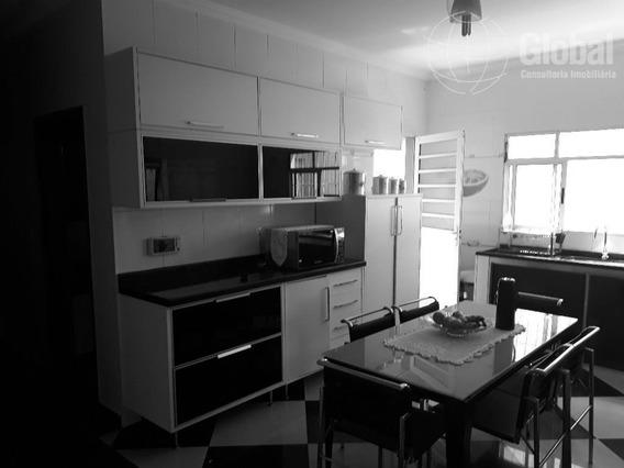 Casa Residencial À Venda, Residencial Bordon, Sumaré. - Ca1334
