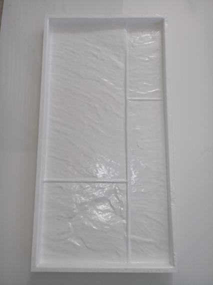Molde Para Placas De Yeso Antihumedad 51 X 25 Cm Mármol