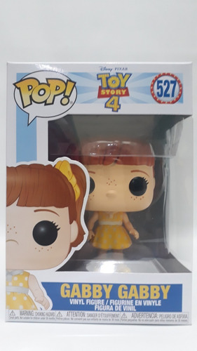 Funko Pop Toy Story 4 Gabby Gabby 527- Disney-pixar Original