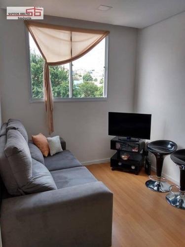 Apartamento À Venda, 39 M² Por R$ 190.000,00 - Casa Verde Alta - São Paulo/sp - Ap3833