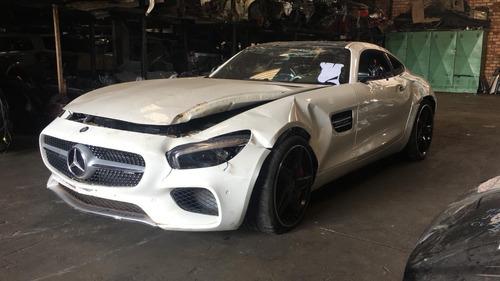 Mercedes Benz Amg Gts Kit Airbag Motor Caixa Cambio Sucata