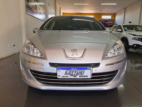 Peugeot 408 1.6 Griffe 16v Turbo Gasolina 4p Automático