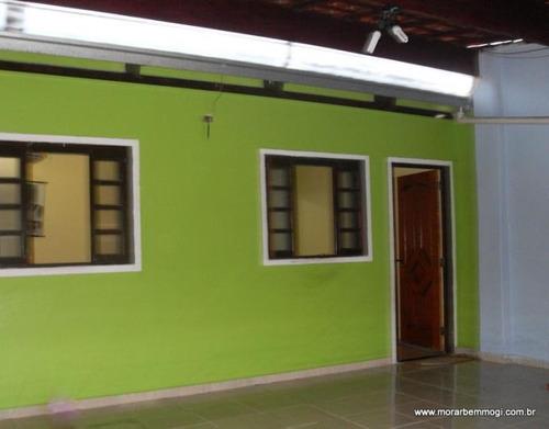 Casa Para Venda Em Mogi Das Cruzes, Residencial Colinas, 2 Dormitórios, 1 Suíte, 2 Banheiros, 2 Vagas - 1377