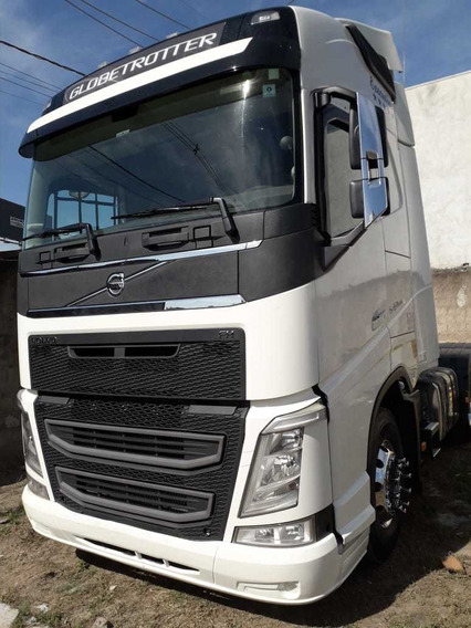 Volvo Fh 540 6x4 Ano 2015/16 Globetrotter
