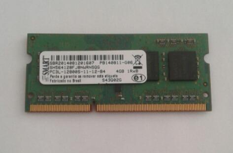 Memória Notebook 4gb Ddr3 Smart Pc3l 12800s