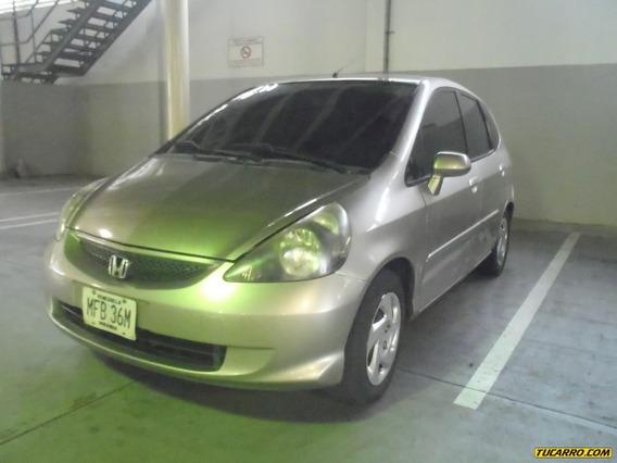 Honda Fit Brasilero