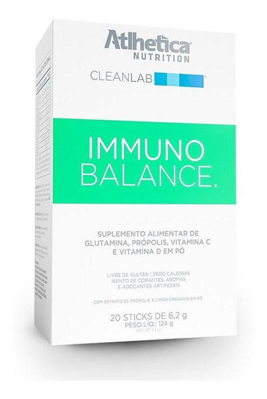 Immuno Balance (20unid-6,2g) Atlhetica Nutrition