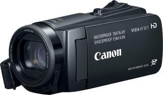 Videocámara Canon Hd Resistente Al Agua Vixia Hf W11