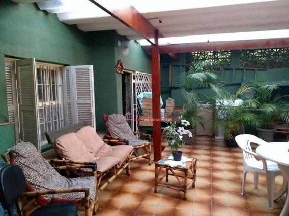 Casa Residencial À Venda (vila Represa) São Paulo - Ca2456. - Ca2456