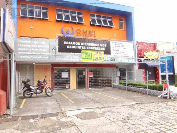 Loja Para Alugar, 311 M² Por R$ 6.500/mês - Alto Da Xv - Curitiba/pr - Lo0061