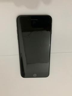 iPhone 7 Plus 128gb Jet Black Bateria 100% + Frete Grátis