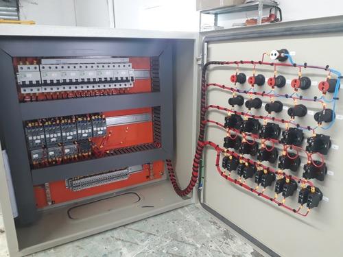 Eletricista De Manutenção Elétrica Em Geral