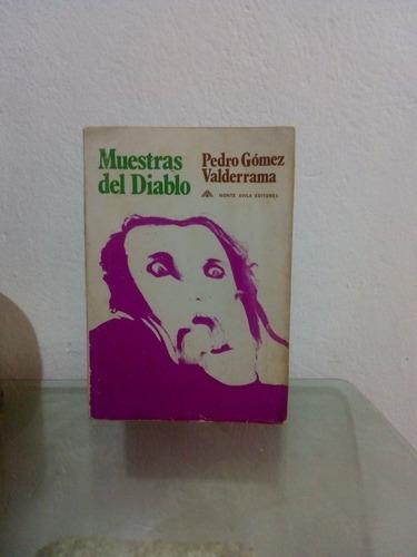 Muestras Del Diablo - Pedro Gómez Valderrama