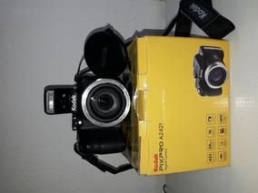 Camera Semi Profissional Kodak Pix Pro Az421