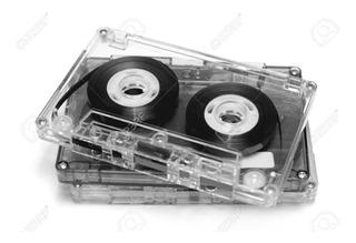 Cassettes Vírgenes De 60 Minutos Precio Es Por 10 Unidades