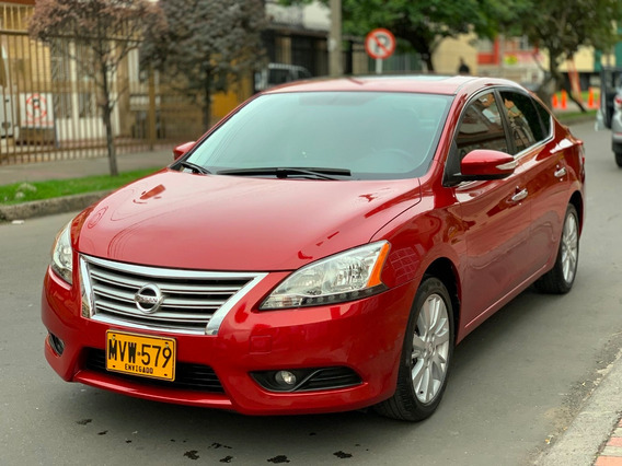 Nissan Sentra Exclusive Full Equipo