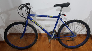 Bicicleta Wonder 18 Cambios Rodado 26