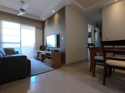 Apartamento Em Vila Gumercindo, São Paulo/sp De 65m² 2 Quartos À Venda Por R$ 519.000,00 - Ap178357