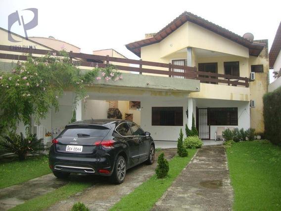 Casa No Lago Jacarey - Ca2911