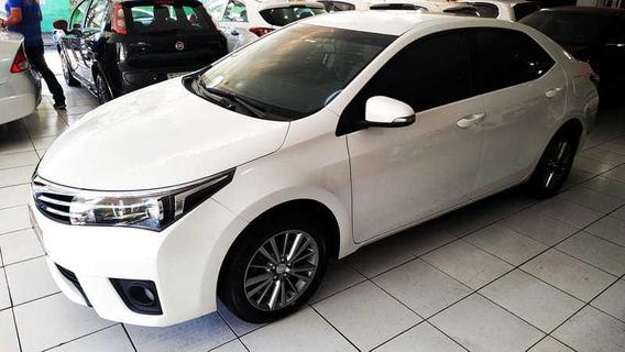 Toyota Corolla Xei 2.0 Flex 16v Aut. 2017