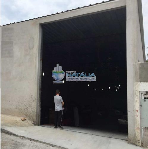 Galpão, Vila Amélia, São Paulo - R$ 1.25 Mi, Cod: 64478 - V64478