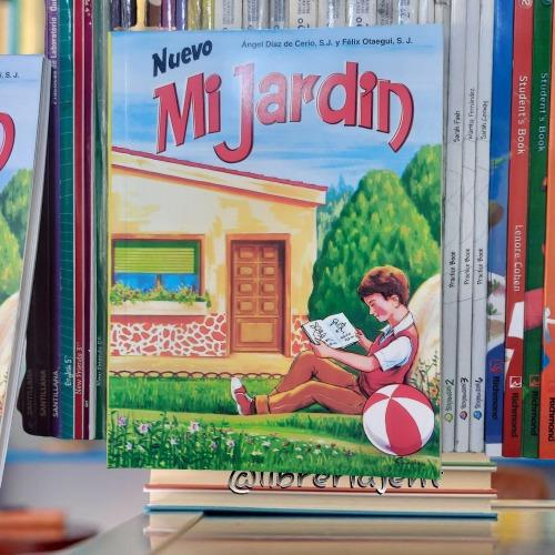 Imagen 1 de 5 de Nuevo Mi Jardín Lectura Inicial