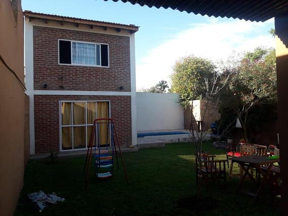 Casa 2 Dorm 2 Baños Y Piscina-lote 262 Mts2 -apta Banco- José Hernández