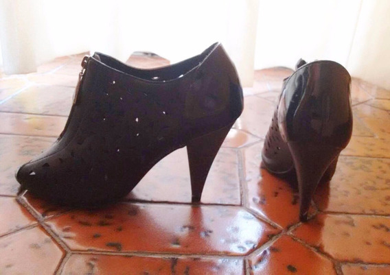 Zapatos Color Negro - Talle 36