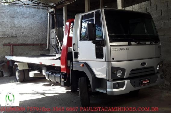 Cargo 816 2014/2014 Km145mil Prancha 7 Metros Òtimo Estado