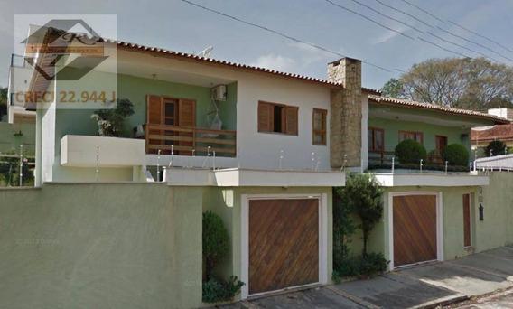 Sobrado Com 2 Dormitórios À Venda, 684 M² Por R$ 851.500,00 - Jardim Itália - Amparo/sp - So0274