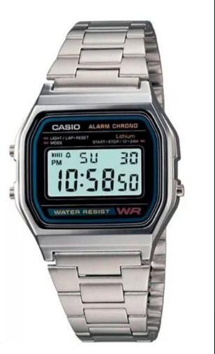 Relógio Casio Original A158wa-1df