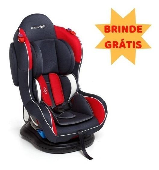 Cadeira Para Auto Transbaby Reclina Galzerano Vermelha 25 Kg