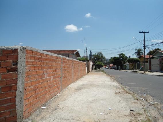 Excelente Terreno De Esquina Jd Campos Eliseos Ter00159