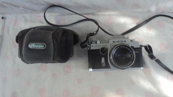 Antiga Camera Ricoh Kingflex Singlex Tls