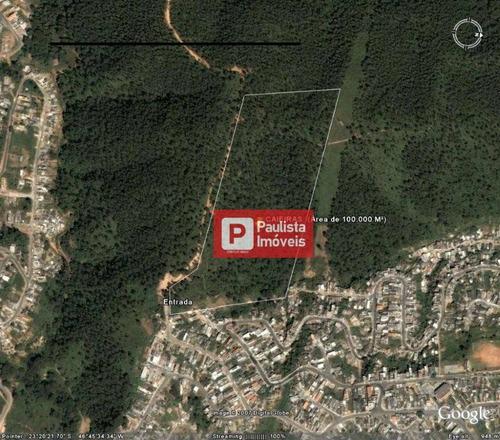 Área À Venda, 100000 M² Por R$ 18.000.000,00 - Vera Tereza - Caieiras/sp - Ar0007