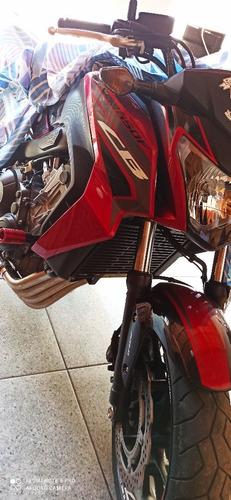 Imagem 1 de 2 de Honda  Cb650f