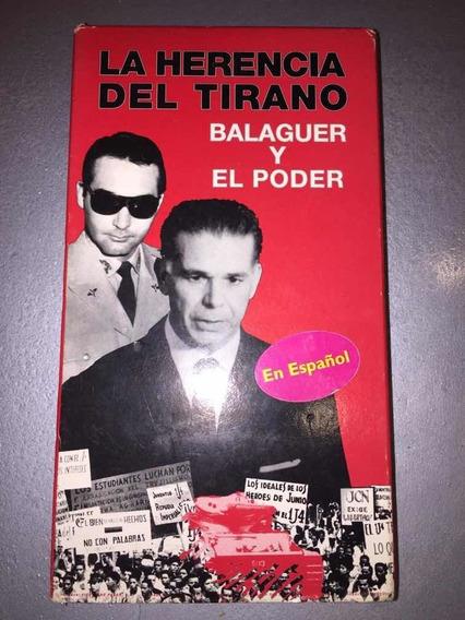 Película Cassette,la Herencia Del Tirano Balaguer Y El Poder