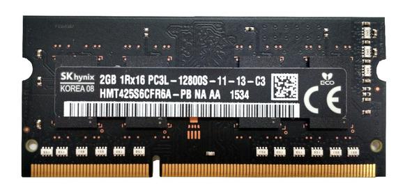 Memória Apple - 2gb - Ddr3 - 12800s - Frequência 1600mz
